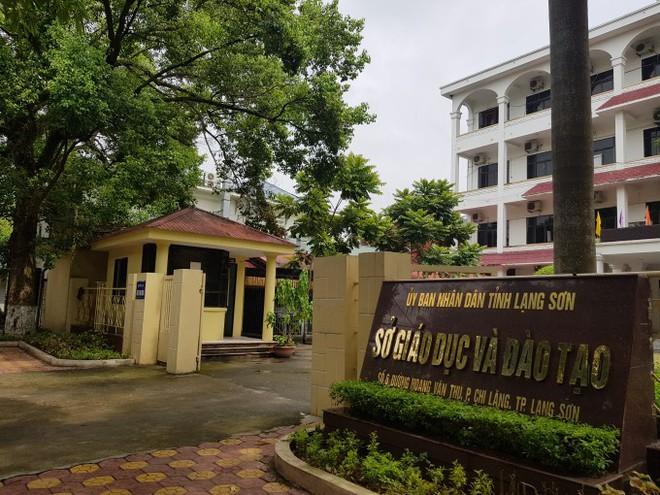Công an vào cuộc xác minh điểm thi bất thường của 35 cảnh sát cơ động ở Lạng Sơn - Ảnh 2.