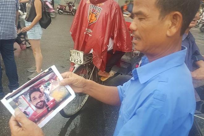 Thông tin bất ngờ vụ khách tây tố bị trả lại tiền âm phủ ở Hà Nội 2