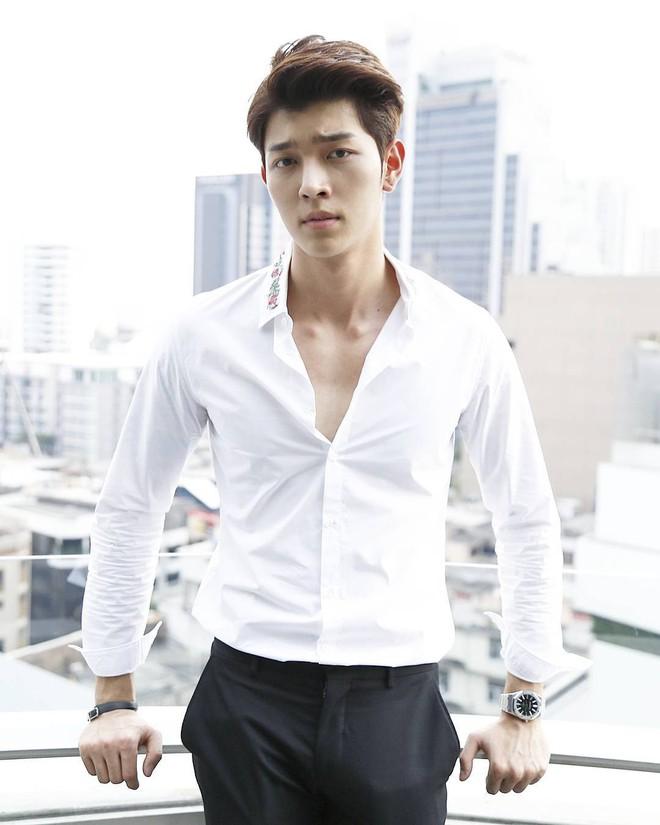 """Nam thần cao 1m90 chứng minh trai Thái đúng là toàn """"cực phẩm"""" - Ảnh 8."""