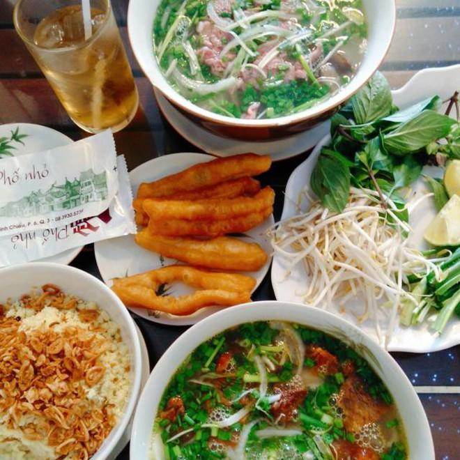 Đi tìm hương vị phở Bắc ở Sài Gòn - Ảnh 9.