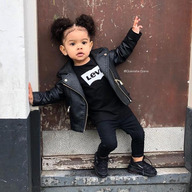 Hot Kid Hà Lan mới 2 tuổi đã sở hữu phong cách thời trang khiến bao người học tập mệt nghỉ - Ảnh 1.