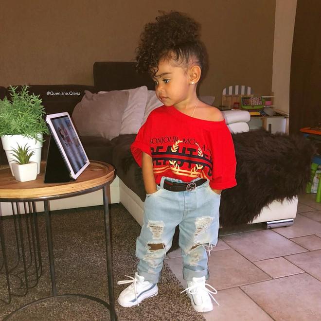 Hot Kid Hà Lan mới 2 tuổi đã sở hữu phong cách thời trang khiến bao người học tập mệt nghỉ - Ảnh 2.