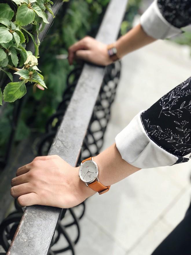 CEO trẻ của thương hiệu đồng hồ được 5 tỷ trong Shark Tank nói gì trước tranh cãi: Đồng hồ Việt nhưng sản xuất 100% ở Trung Quốc? - Ảnh 2.