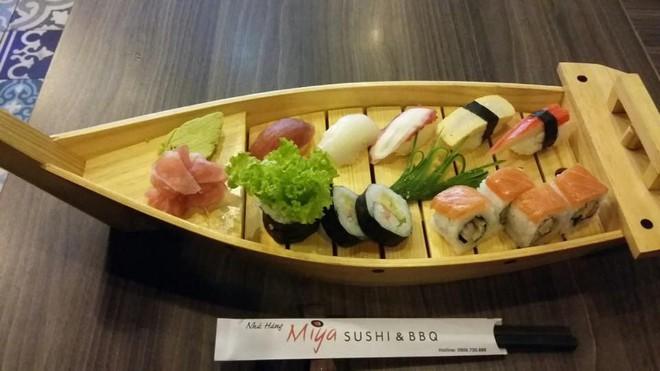 """Sài Gòn không thiếu những quán sushi giá rẻ cho mấy ngày """"xẹp ví"""" mà vẫn thèm ăn sang - Ảnh 6."""