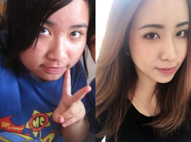 Từng tự ti không dám tỏ tình vì béo, cô gái quyết tâm giảm hơn 20kg và thành đôi với chàng trai năm 17 tuổi - Ảnh 1.