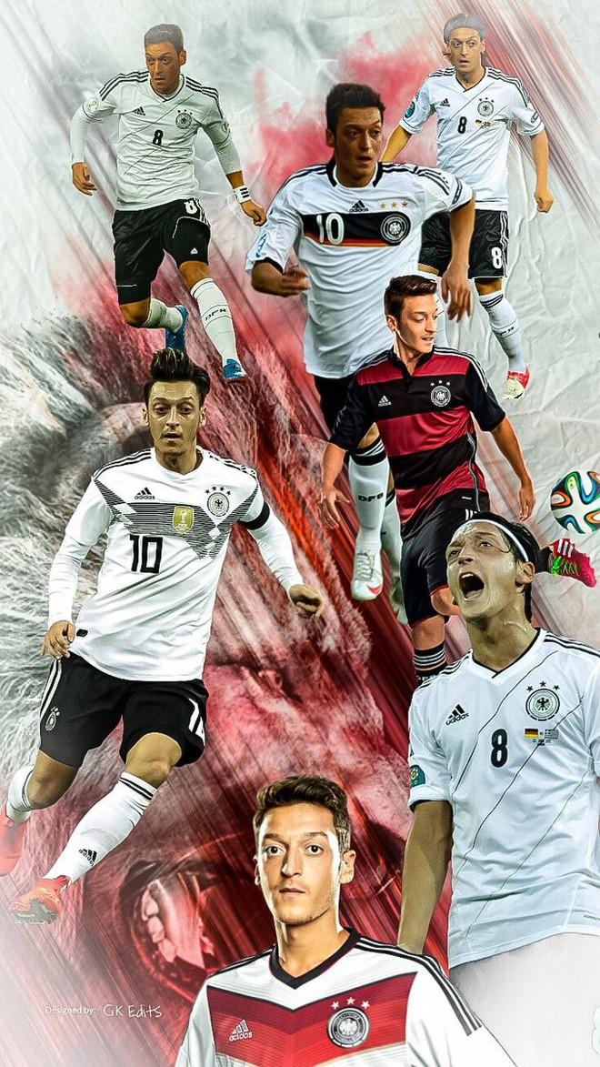 Ozil chia tay tuyển Đức: Người hâm mộ thế giới phẫn nộ - Ảnh 3.