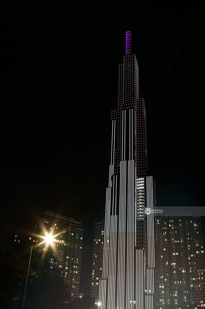 Toàn cảnh Landmark 81 - toà nhà cao nhất Việt Nam ngay trước ngày đi vào hoạt động - Ảnh 9.