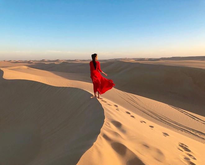 Bộ ảnh du lịch Ai Cập của cô bạn xinh đẹp: Xem xong sẽ thấy rất đáng để ước mơ ghé thăm một lần - Ảnh 8.