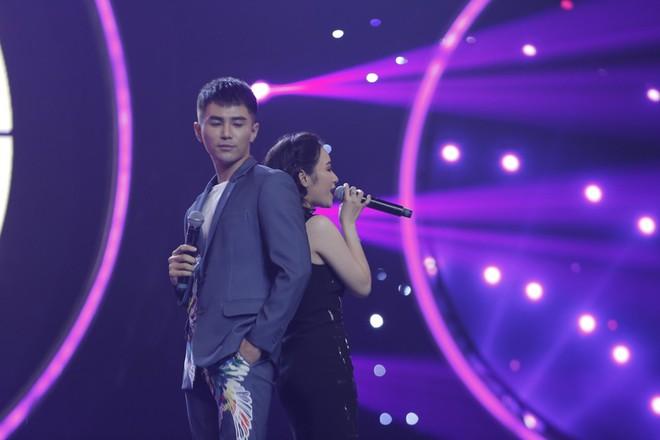 Nhạc hội song ca: Búp bê Hàn Han Sara hát tiếng Việt cực siêu vẫn chưa may mắn ngồi ghế vàng - Ảnh 5.