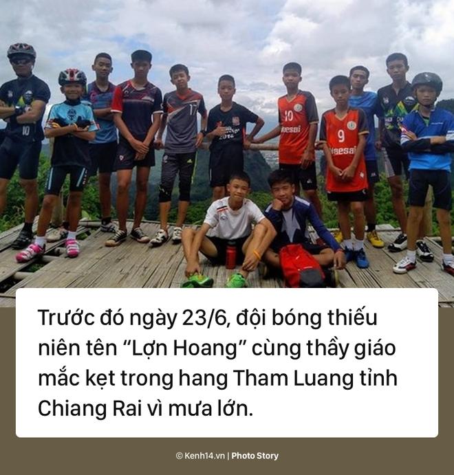 Chiến thắng kì diệu của Thái Lan trong công cuộc giải cứu 12 đứa trẻ mất tích trong hang núi giữa mưa lũ - Ảnh 3.