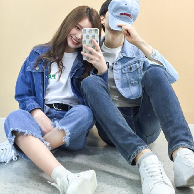 """7 công thức """"đẹp đừng hỏi"""" mà lại dễ áp dụng giúp bạn diện đồ đôi với nửa kia chất như giới trẻ Hàn Quốc - Ảnh 4."""
