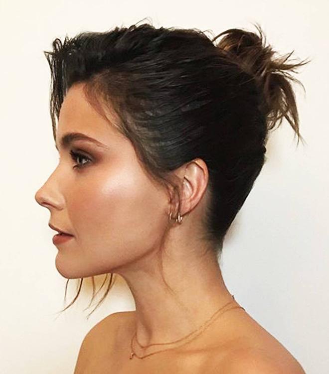 Có tới 13 kiểu tóc búi duyên dáng dành cho nàng tóc mỏng làm điệu mỗi ngày - Ảnh 3.