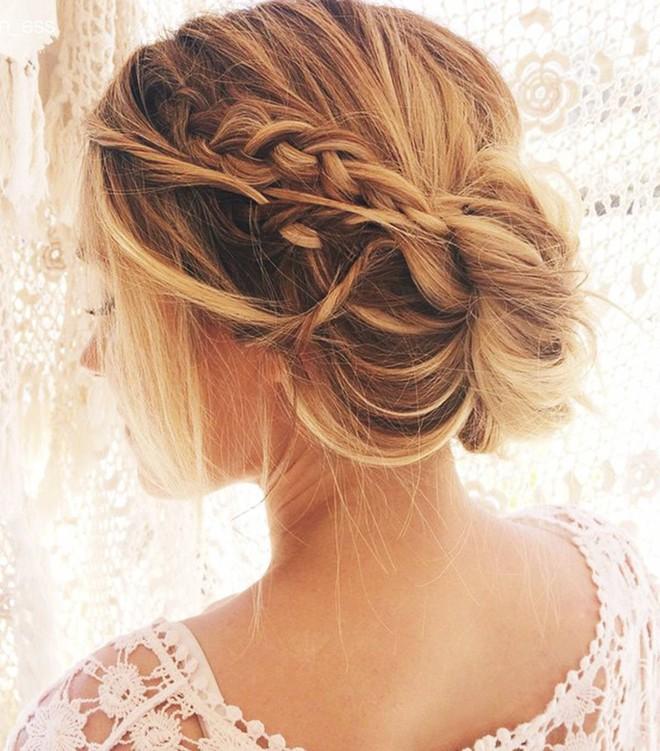 Có tới 13 kiểu tóc búi duyên dáng dành cho nàng tóc mỏng làm điệu mỗi ngày - Ảnh 8.
