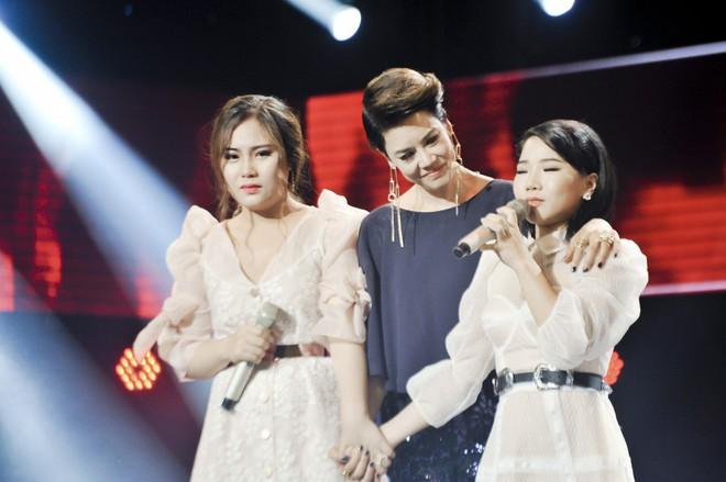 Giọng hát Việt: Nhóm đấu 3 của team Noo Phước Thịnh gây ấn tượng mạnh với màn biểu diễn quá xuất sắc - Ảnh 11.