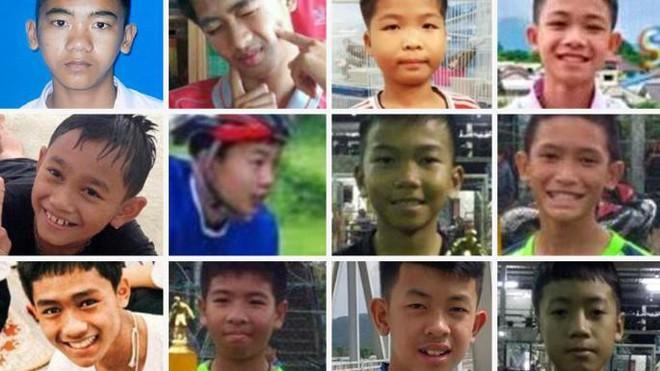 Giải cứu đội bóng Thái Lan: Mưa như trút nước, nguy cơ tạo nên dòng chảy xiết trong hang 1