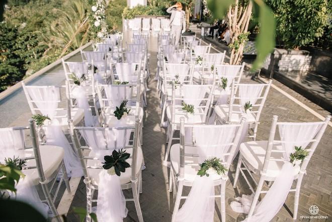 Nhà văn Gào chia sẻ nhiều thông tin thú vị về đám cưới như mơ ngay sau tiệc cưới hoành tráng trên bờ biển - Ảnh 3.