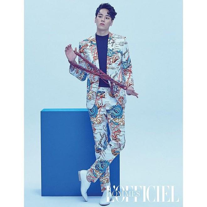 """Cao ráo đẹp trai lại còn mặc """"cool"""", anh chàng mẫu nam này hẳn là tiêu chuẩn trong mơ của nhiều cô gái - Ảnh 3."""