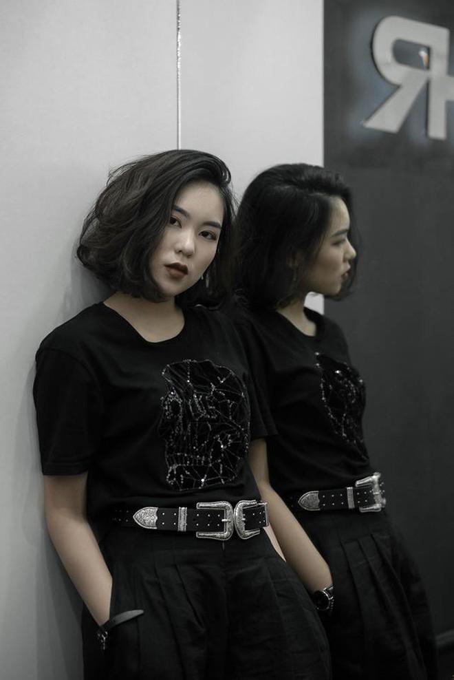 Gặp gỡ cô bạn thủ khoa xinh đẹp và cực kỳ cá tính của Đại học Sân khấu-Điện ảnh Hà Nội - Ảnh 5.