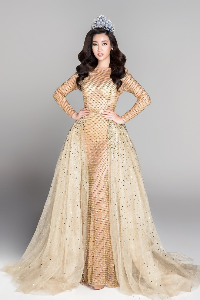 Lần đầu tiên, 14 Hoa hậu Việt Nam cùng hội ngộ, khoe nhan sắc lộng lẫy như nữ thần - Ảnh 14.