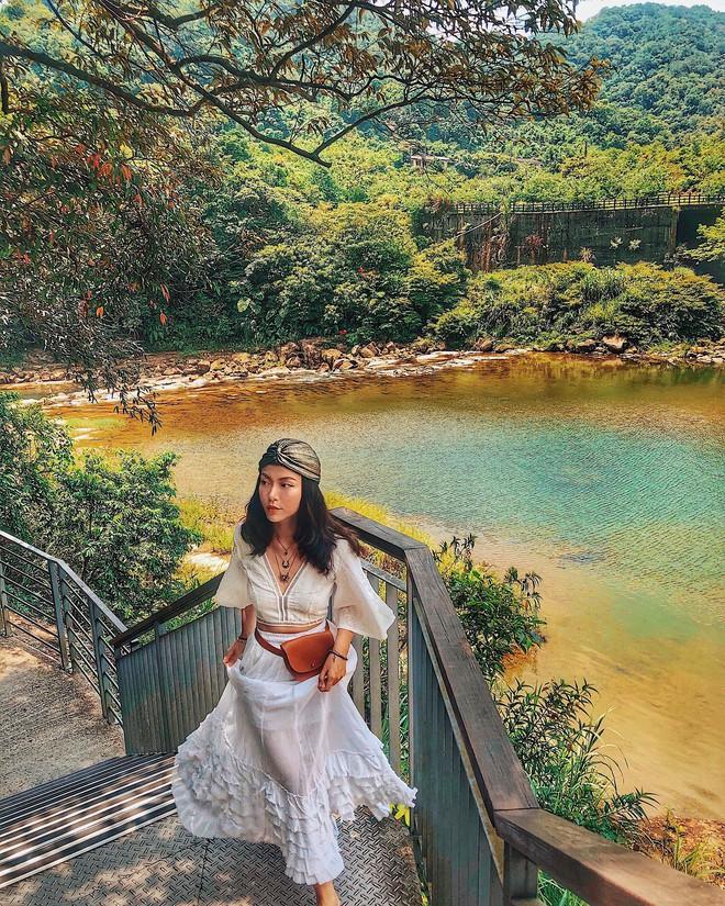 Chuyến đi 5 ngày 4 đêm của hotgirl Hà Trúc khiến ai cũng bất ngờ: Hoá ra Đài Loan còn nhiều nơi mới lạ như vậy! - Ảnh 2.