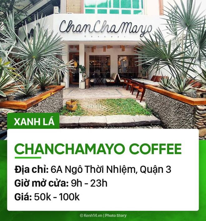 Chọn quán cà phê theo màu, Sài Gòn có cả list xanh hồng vàng trắng... dành cho bạn - Ảnh 18.