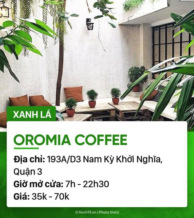 Chọn quán cà phê theo màu, Sài Gòn có cả list xanh hồng vàng trắng... dành cho bạn - Ảnh 20.
