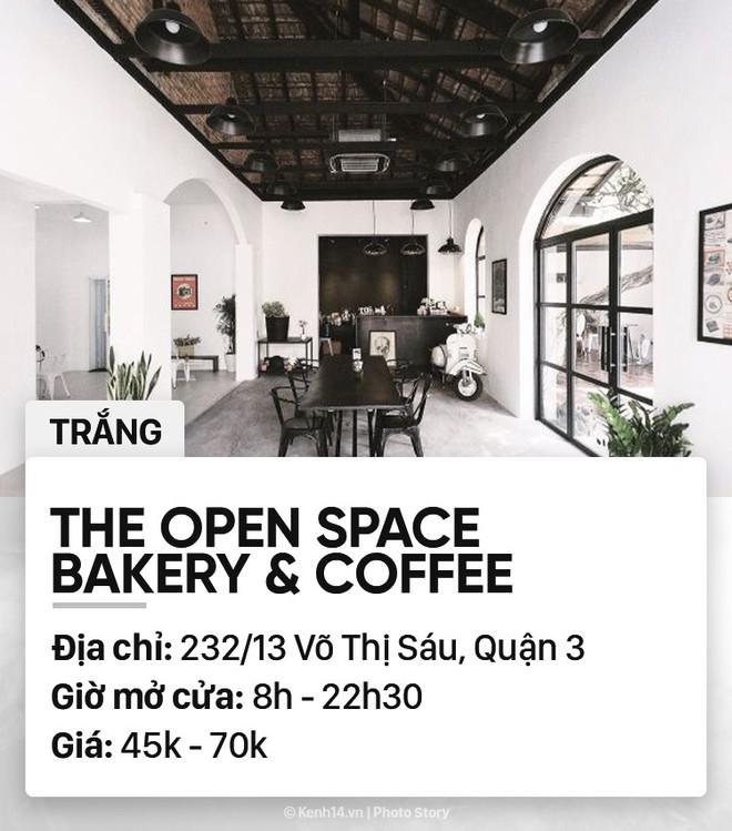 Chọn quán cà phê theo màu, Sài Gòn có cả list xanh hồng vàng trắng... dành cho bạn - Ảnh 10.