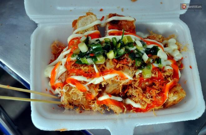 """Chiều Sài Gòn cứ mưa, nhâm nhi mấy món nướng ăn vặt này là """"chuẩn bài"""" luôn rồi - Ảnh 7."""