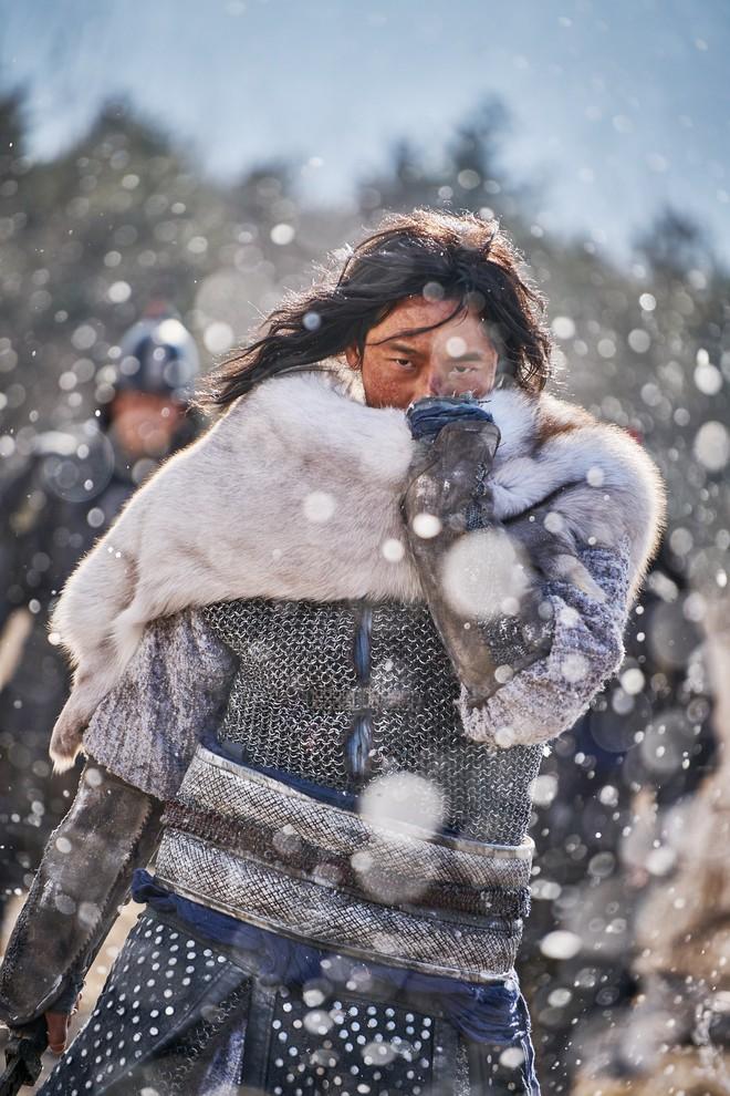 Mèo rừng trắng Haewonmaek, mãnh tướng canh giữ biên giới của Cao Ly.