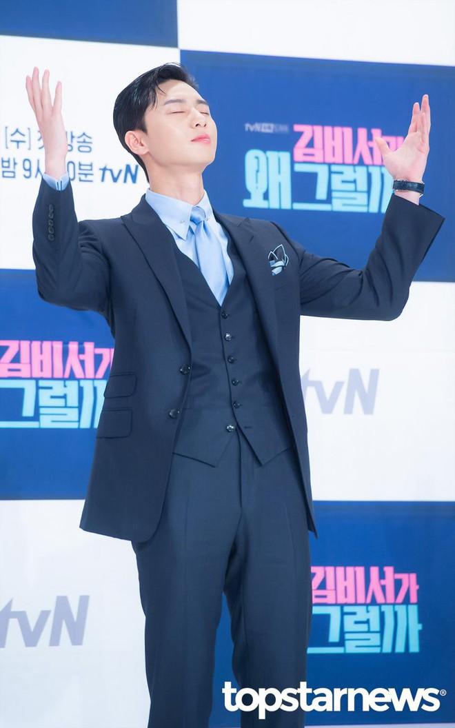 Quyết định nhập ngũ sớm của Park Seo Joon là hoàn toàn đúng đắn.
