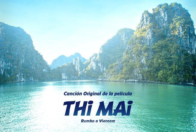 """Vịnh Hạ Long xuất hiện trong phim Tây Ban Nha """"Thi Mai, Rumbo A Vietnam"""""""