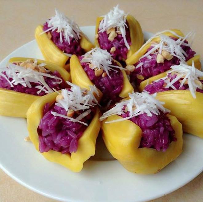 """Hình như mấy món có màu tím giờ đang là """"mốt"""" ở Sài Gòn thì phải? 20"""