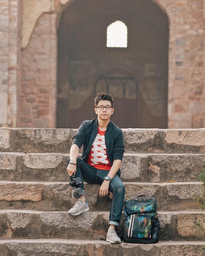 Cầu Vàng Đà Nẵng khiến chàng trai Malaysia nổi tiếng chỉ sau một đêm - ảnh