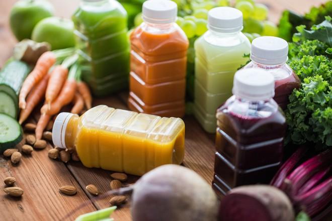 Tất tần tật những điều bạn cần biết về chế độ Detox kết hợp ăn uống - Ảnh 1.