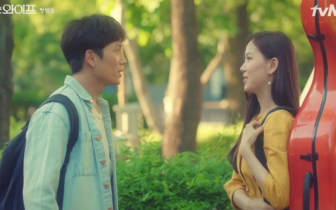 Phim của vợ chồng Ji Sung và Han Ji Min: Phải thay duyên đổi số, đánh mất rồi mới hiểu được người thương? - Ảnh 3.