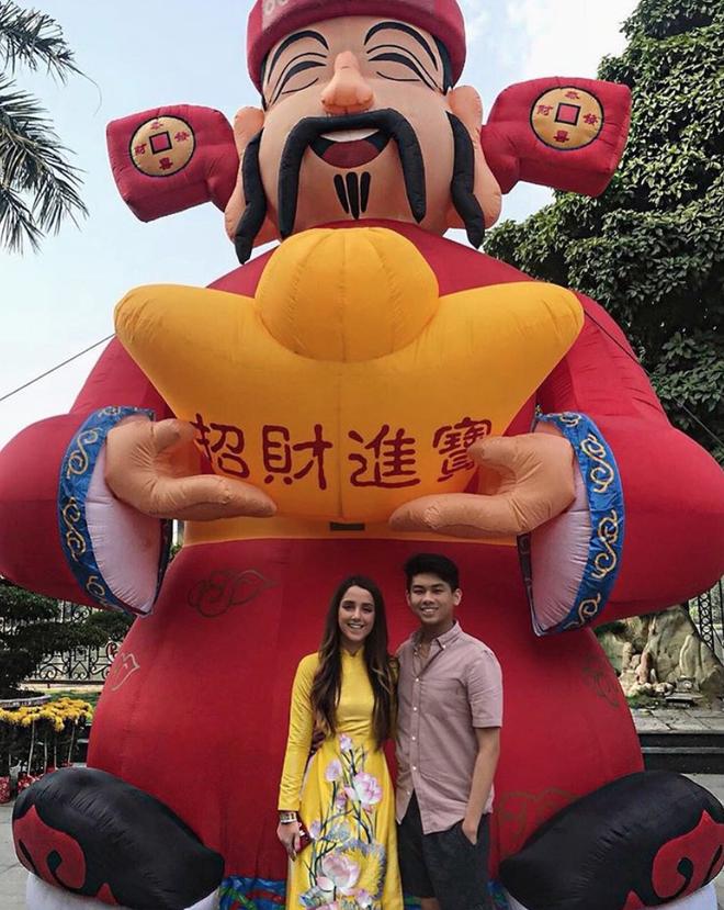 William Hiếu Nguyễn, em chồng Hà Tăng khoe khoảnh khắc du lịch ngọt ngào cùng bạn gái ở Ý - Ảnh 9.