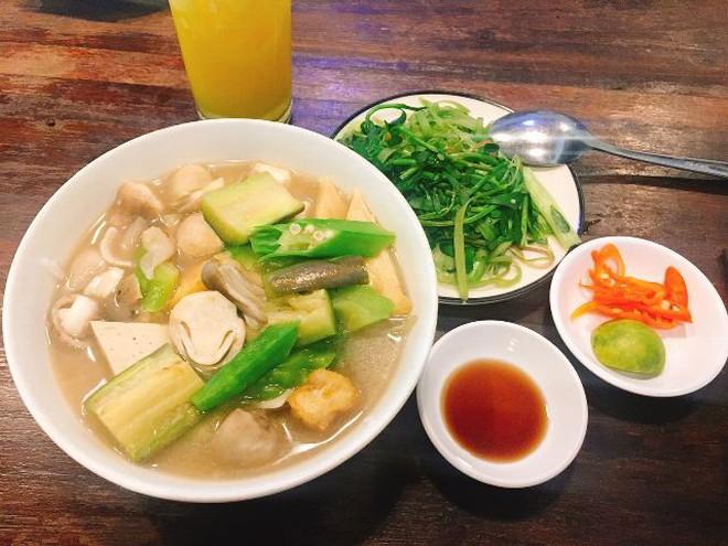 Rằm tháng 7: Những địa chỉ ăn chay rằm tháng 7 đặc sắc ở Sài Gòn - ảnh 6