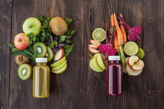 Muốn detox giảm cân đạt hiệu quả cao, bạn nên hiểu rõ từng bộ phận cơ thể cần những loại thực phẩm nào - Ảnh 1.