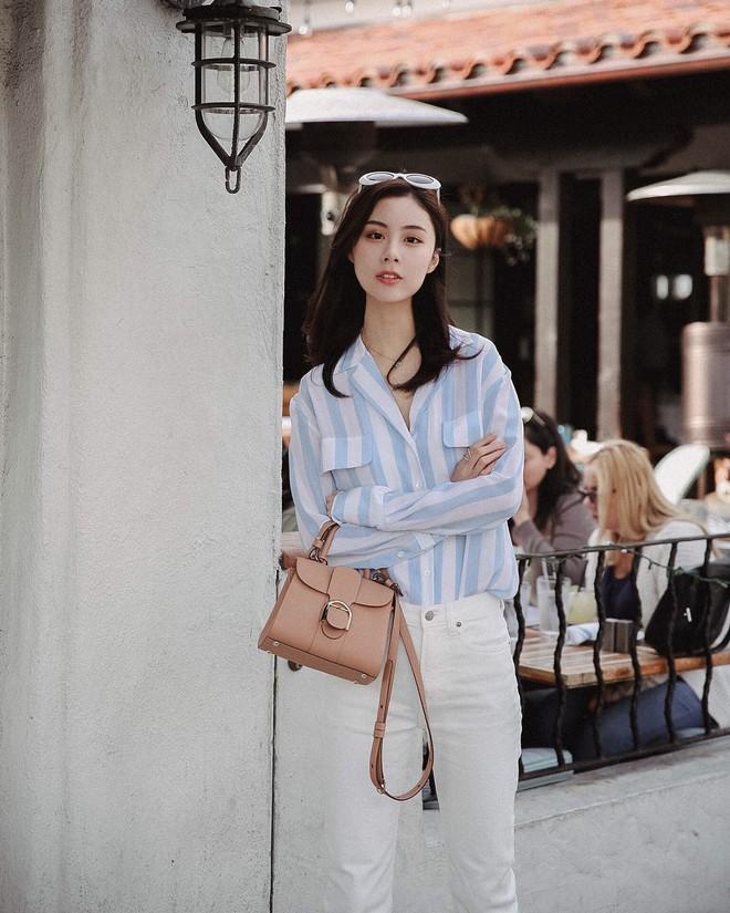 5 công thức biến hóa với quần jeans mà các nàng cứ diện lên là đẹp và chất - Ảnh 5.