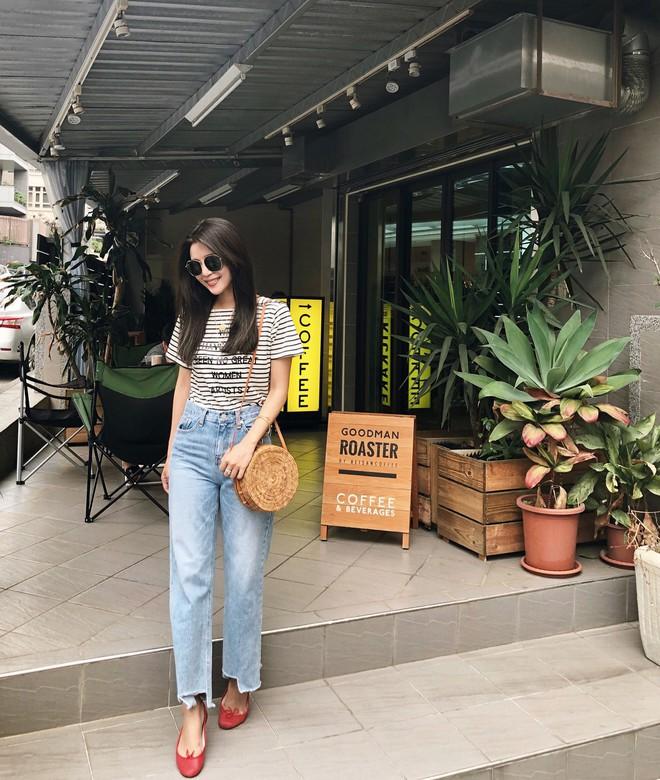 5 công thức biến hóa với quần jeans mà các nàng cứ diện lên là đẹp và chất - Ảnh 2.