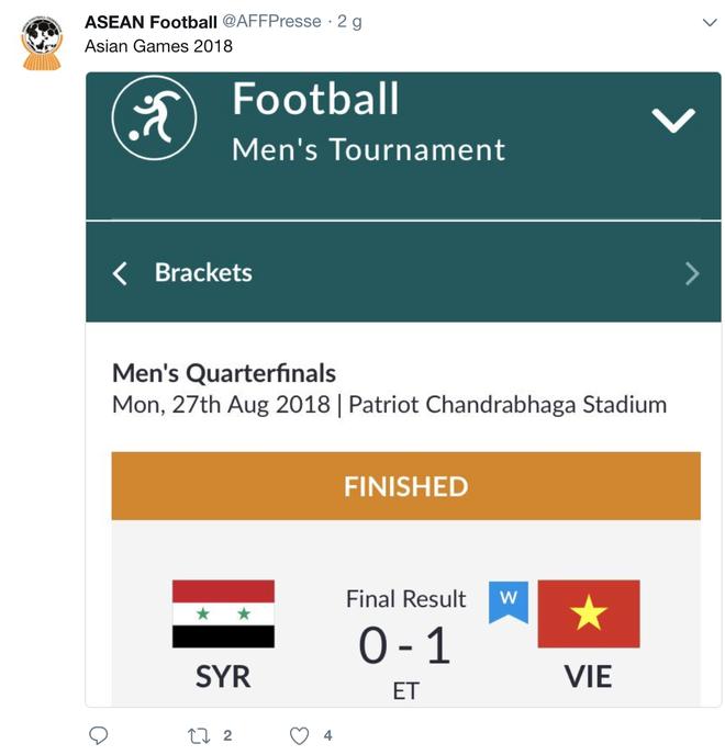 Báo chí nước ngoài hết lời ca tụng đội tuyển Việt Nam sau chiến thắng 1-0 trước Syria - Ảnh 7.