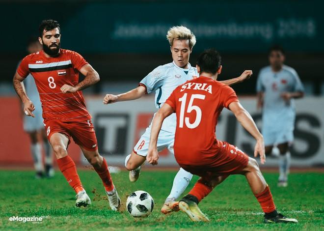 Văn Toàn - Người hùng Olympic Việt Nam trận Việt Nam Syria ASIAD 2018 - ảnh 4