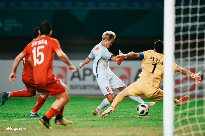 Văn Toàn - Người hùng Olympic Việt Nam trận Việt Nam Syria ASIAD 2018 - ảnh 7
