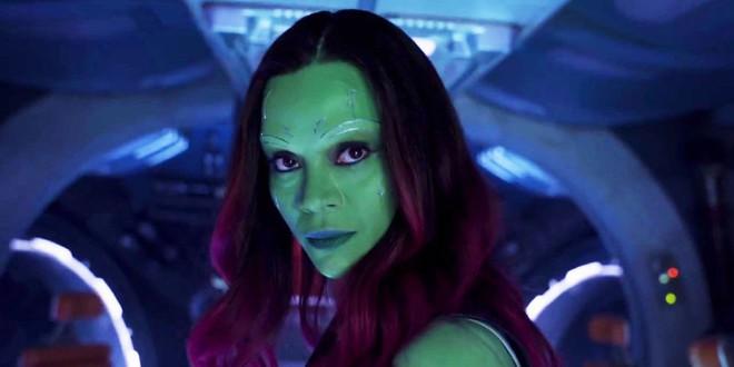 """Số phận của Gamora đã được dự đoán ngay từ phần đầu tiên của """"Guardians of the Galaxy"""""""