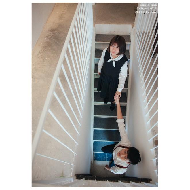 Bộ ảnh mới toanh của cặp đôi trường Trưng Vương từng được mến mộ nhờ mối tình chị em cực dễ thương - Ảnh 3.
