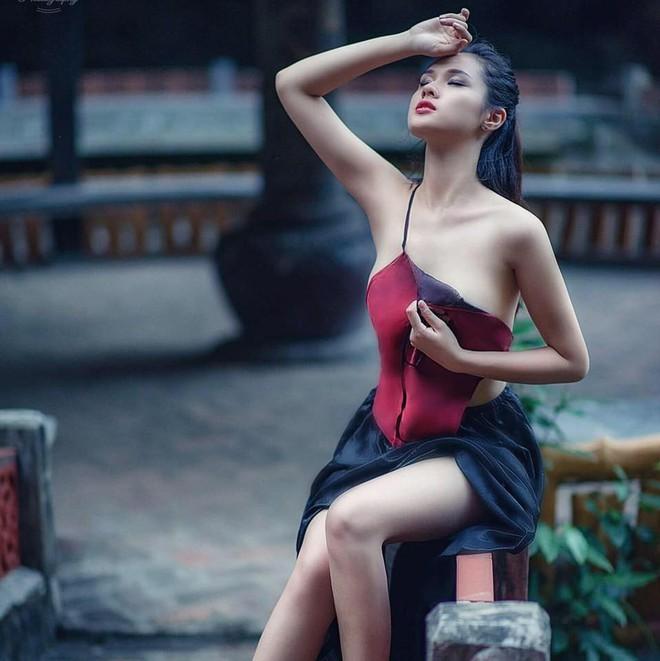 """Người đẹp gây sốc với phát ngôn """"thi hoa hậu để kiếm nhiều tiền như Phạm Hương"""" là bạn gái mới của Trọng Đại? - Ảnh 8."""