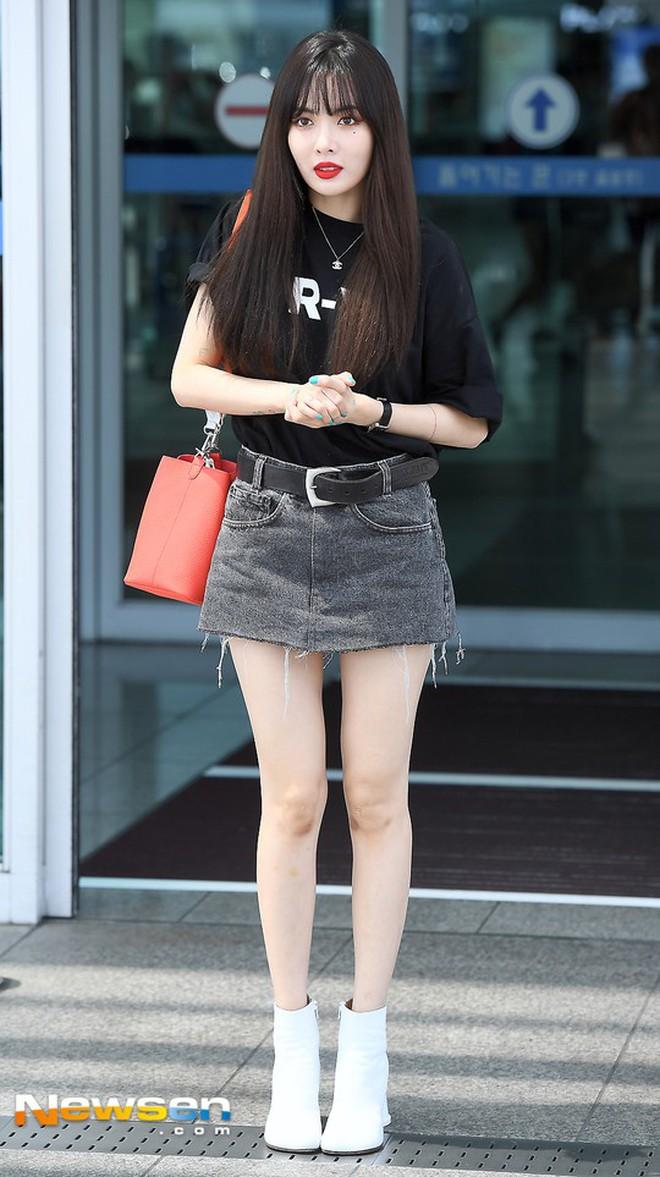 """Đều đã U30 nhưng những sao Hàn này vẫn có cách """"hack tuổi"""" cực hay chỉ bằng trang phục - Ảnh 4."""