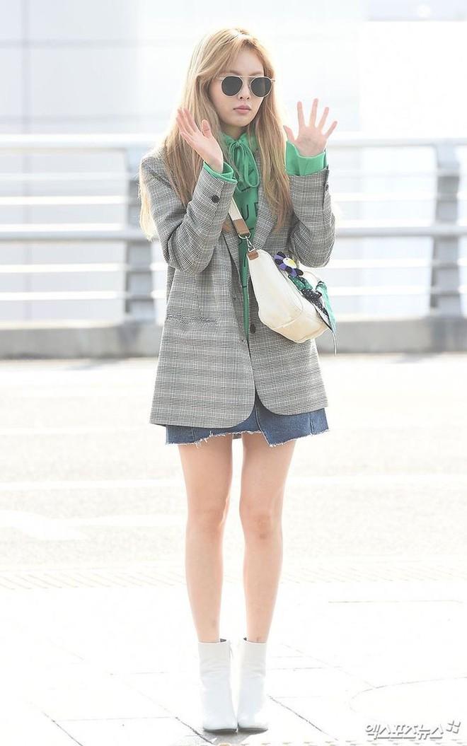 """Đều đã U30 nhưng những sao Hàn này vẫn có cách """"hack tuổi"""" cực hay chỉ bằng trang phục - Ảnh 5."""