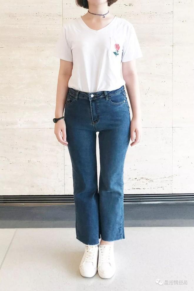Đại diện các chị em mặc thử 8 loại quần jeans phổ biến, cô nàng này đã tìm ra loại tôn chân nịnh dáng nhất - Ảnh 11.