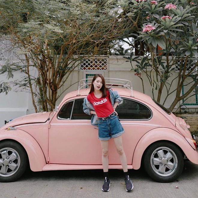 """Nếu cạn kiệt background """"sống ảo"""", hãy lên ngay Instagram của Pimtha - hot girl số 1 Thái Lan mà học tập - Ảnh 16."""